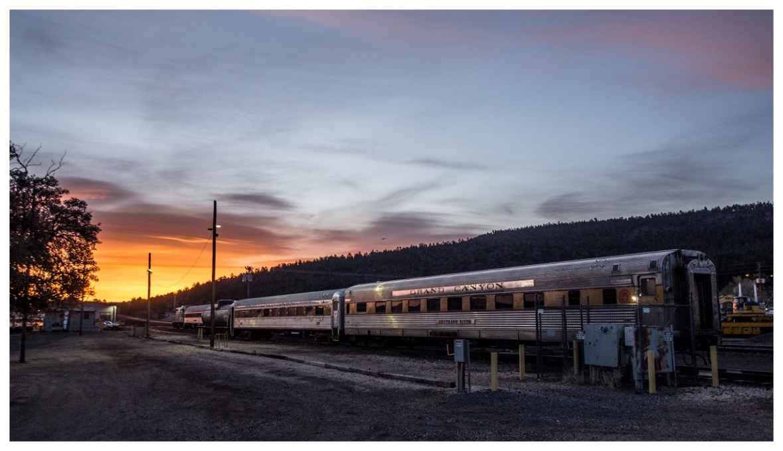 Grand Canyon Railway Trains
