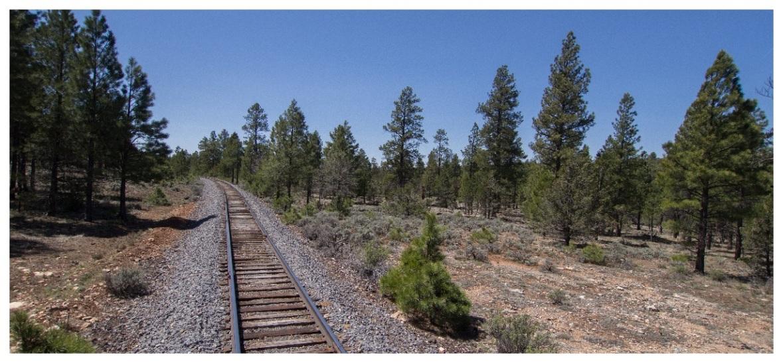 Grand Canyon Railway Arizona