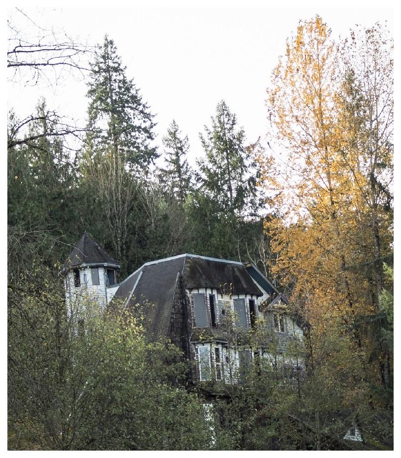 Abandoned House Oregon