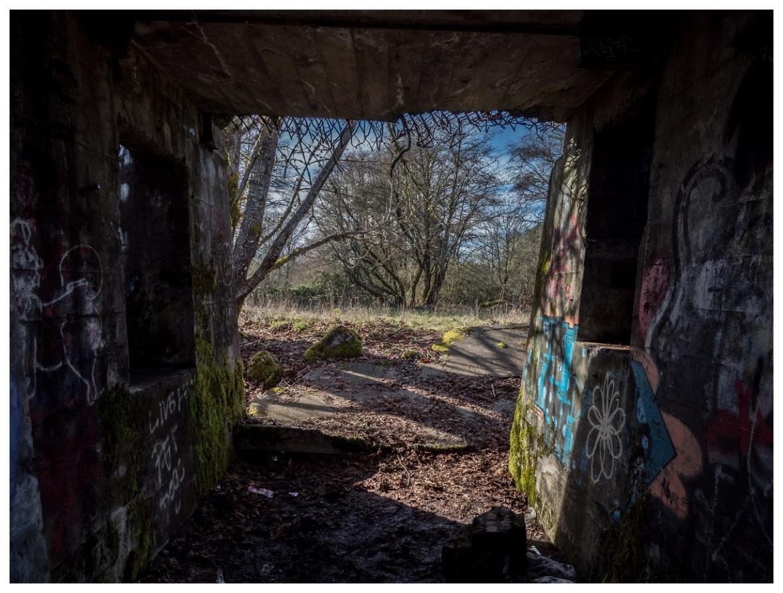 Tunnel abandoned Oregon