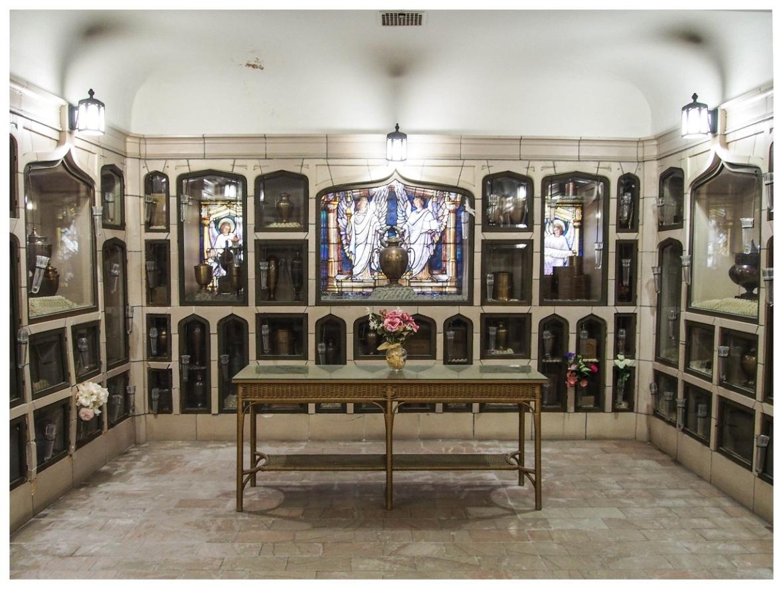 Portland Mausoleum