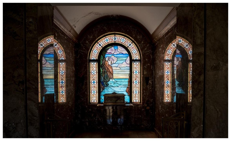 Portland Mausoleum Crypt