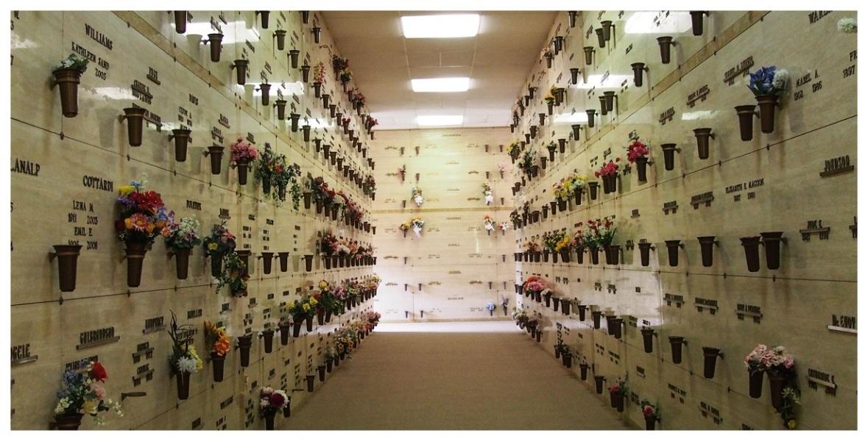Portland Mausoleum Crypts