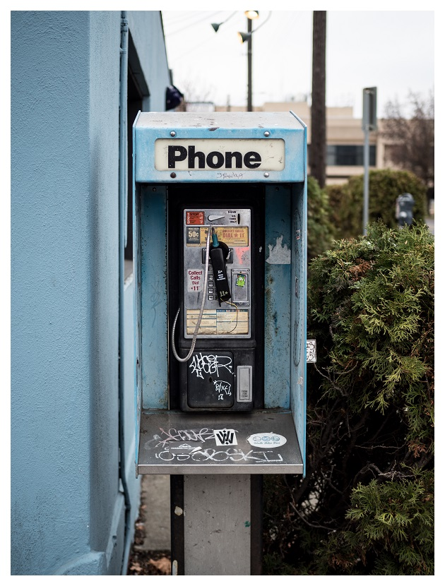 pay phone spokane washington